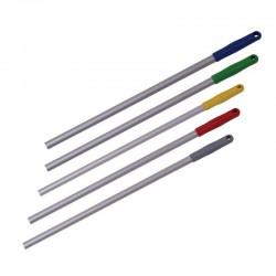 Ручка-палка для флаундера, 140см. (цвет наконечника желтый)