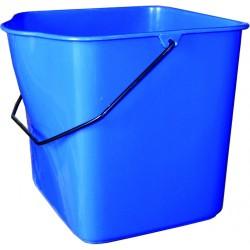 Ведро, 23л, синее, NewMade H0204BB Blue